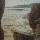 109 - La Noëveillard - Huile - 73 x 60 cm