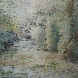 130 - Le bois d'amour - Huile - 65 x 92 cm - Collection particulière