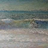 131 - Port Manec'h - Huile - 81 x 60 cm