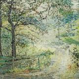 142 - Paysage de Cornouaille - Huile - 65 x 92 cm