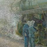 183 - Passion vapeur - Huile - 81 x 65 cm
